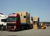 产品运输装卸过程