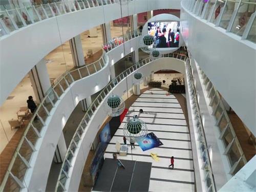 天津亚博体育APP官方亚博app地址成功案例——冠德环球商业管理(天津)有限公司