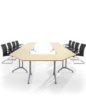 板式会议桌-001