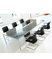 玻璃会议桌-001