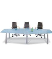 玻璃会议桌-003