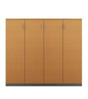 实木文件柜-004
