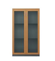 实木文件柜-007