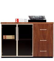 实木文件柜-013
