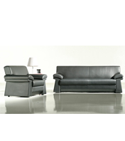 皮质沙发-005