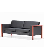 皮质沙发-010